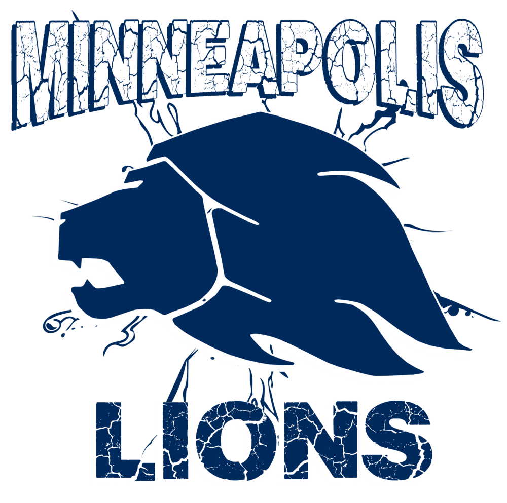 Minneapolis Lions Apparel