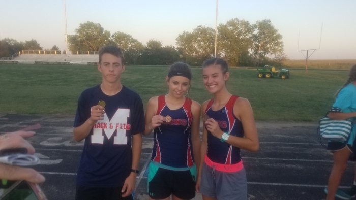 MHS medalists