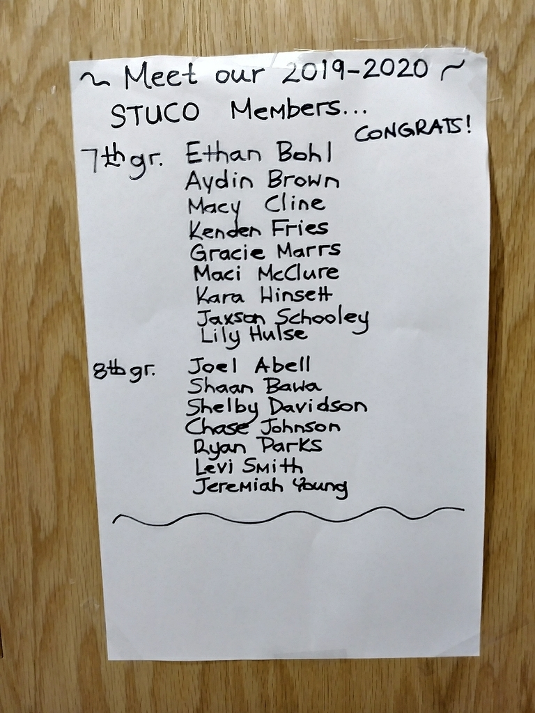 junior high stuco