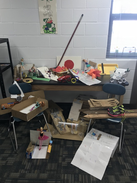 MakerSpace Olympic Challenge